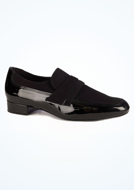 Dancesteps Swayze Ballroom Shoe 1 Black. [Black]""
