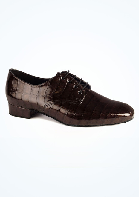 Dancesteps Kelly Ballroom Shoe 1 Brown. [Brown]""