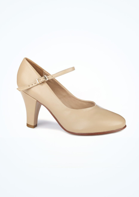 Move Pippin Character Shoe 3  Tan. [Tan]""