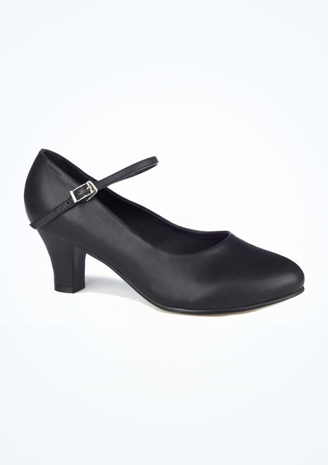 Move Minelli Character Shoe 2  Black. [Black]""