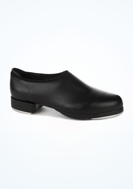 Bloch Stretch Tap Shoe Black. [Black]