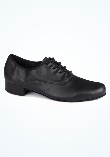 Move Oklahoma Ballroom Shoe 0.75 Black. [Black]""