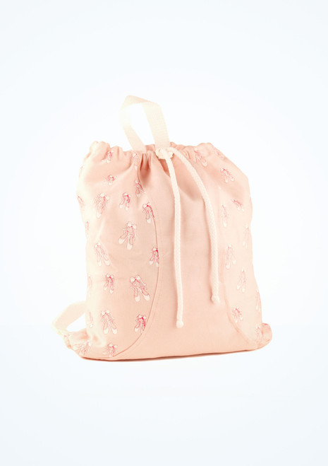 So Danca Ballet Shoe Backpack Pink. [Pink]