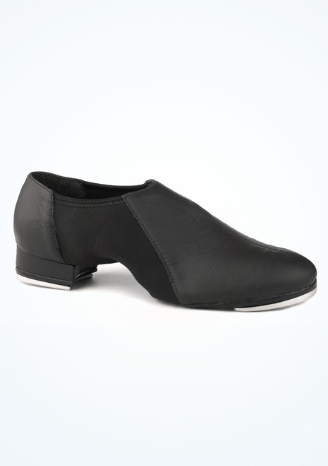 So Danca Slip On Tap Shoe Black. [Black]