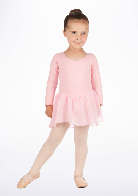 Move Dance Lacey Skirted Leotard