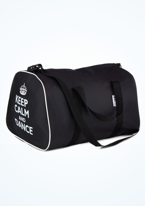 Tappers & Pointers Keep Calm and Dance Holdall Black. [Black]