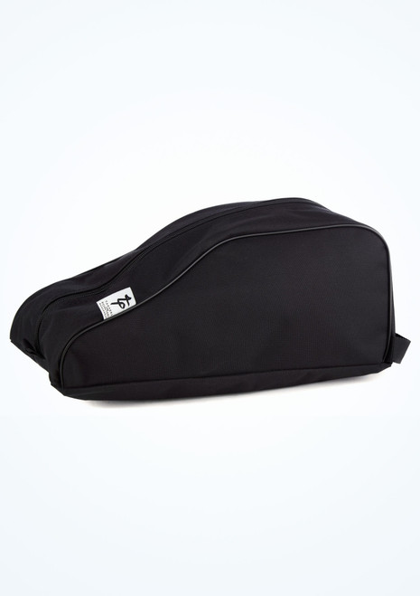 Tappers and Pointers Ballroom Shoe Bag Black main image. [Black]