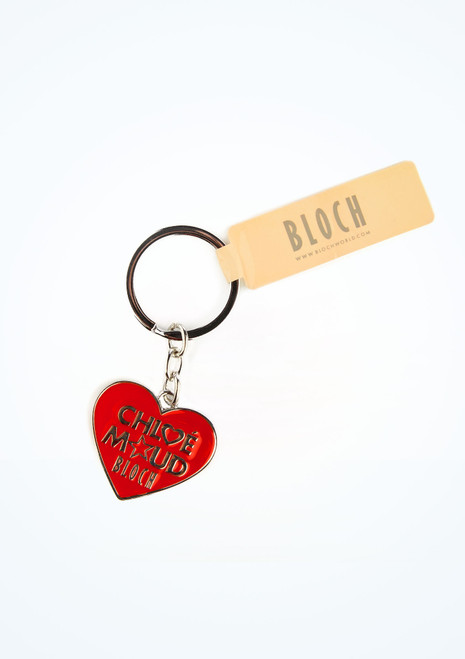 Bloch Chloe & Maud Dance Keyring Red main image. [Red]