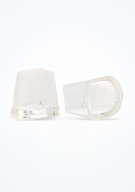 Freed Slim Flared Heel Cover Type 3 Clear main image. [Clear]