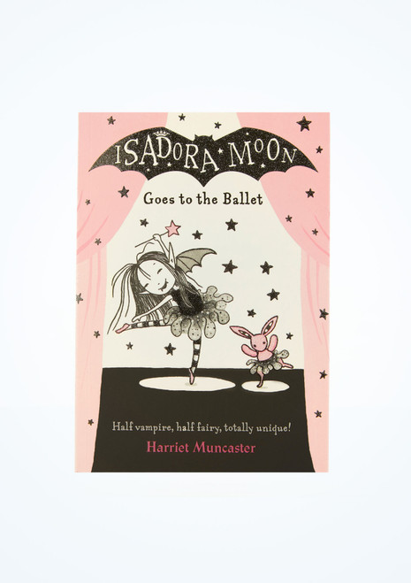 Isadora Moon Goes to the Ballet Book main image.