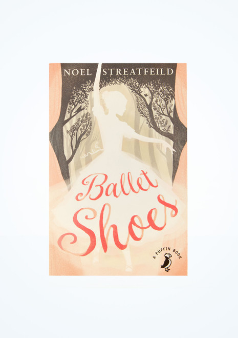 Ballet Shoes Book front.