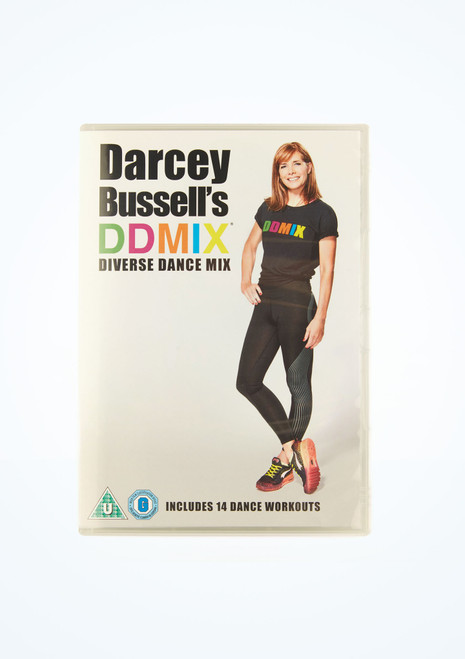 Darcey Bussell's Diverse Dance Mix DVD main image.