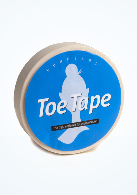 Bunheads Toe Tape White Pointe Shoe Accessories [White]