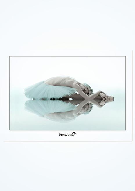 Danzarte Swan Postcard
