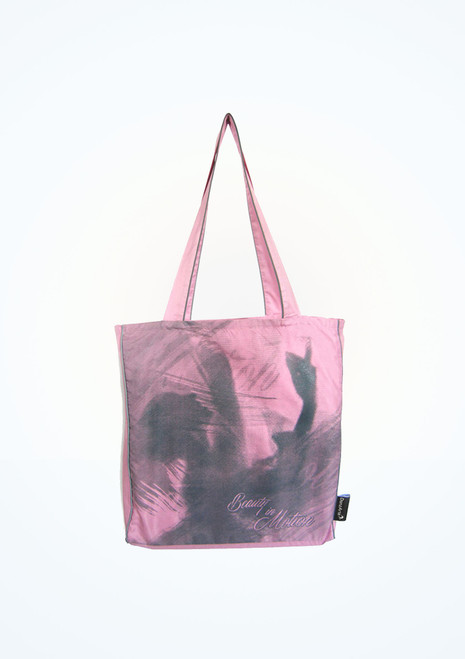 DanzArte Shoulder Tote Dance Bag - Pink. [Pink]