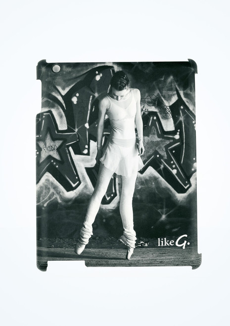iPad 2 Case Graffiti* Grey. [Grey]