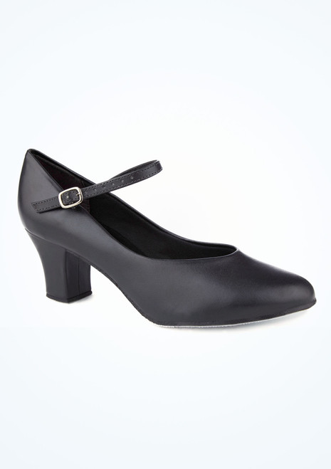 So Danca Character & Ballroom Shoe 2 Black. [Black]""