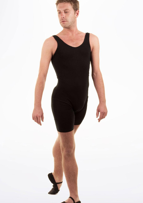 Freed Cycle Short Unitard Black [Black]