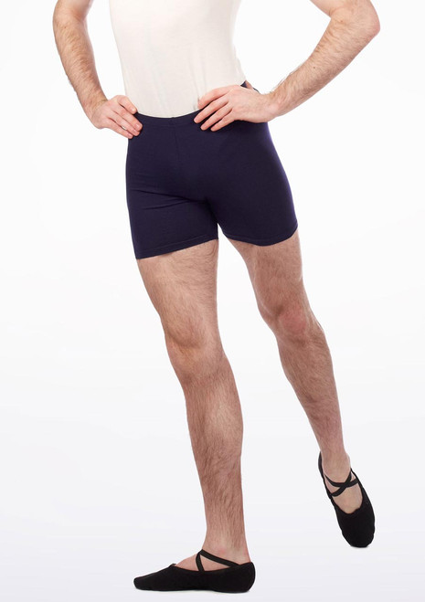 Freed Menƒs Cycle Shorts Blue. [Blue]