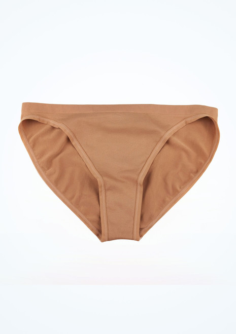 Bloch Coby Seamless Brief Tan. [Tan]