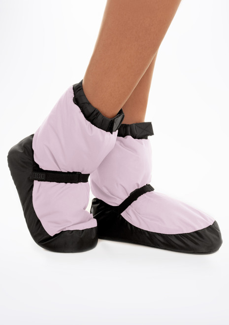 Bloch Warm Up Bootie Adults Pink main image. [Pink]