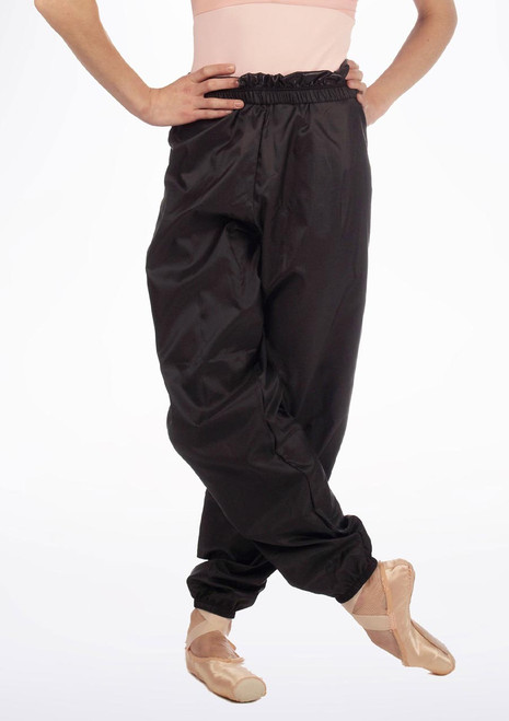 Intermezzo Adel Sweat Pants Black front. [Black]
