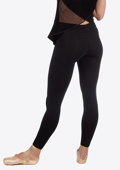Repetto Footless Leggings Black. [Black]