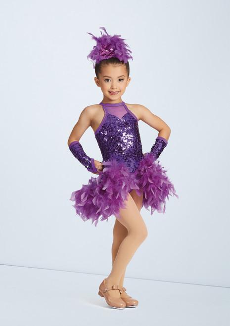 Weissman Shake your Tail Purple front. [Purple]