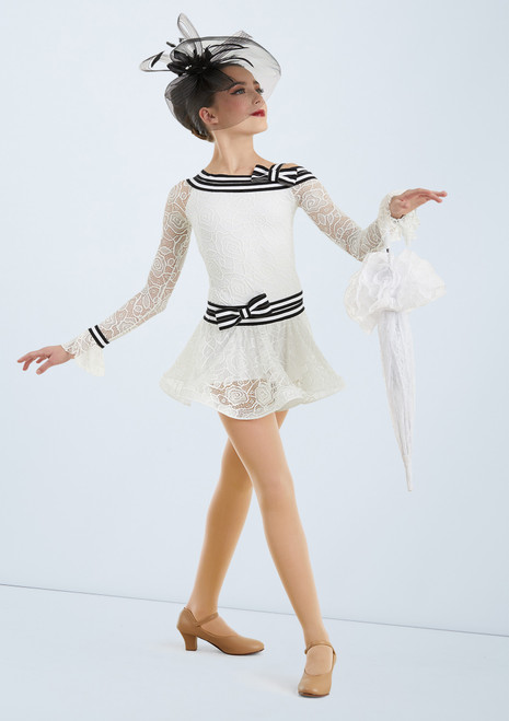 Weissman I Could've Danced All Night White front. [White]