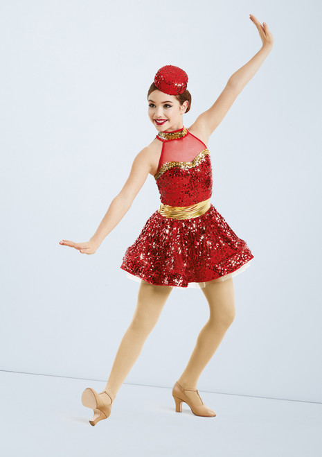 Weissman Go Into Your Dance Red front. [Red]