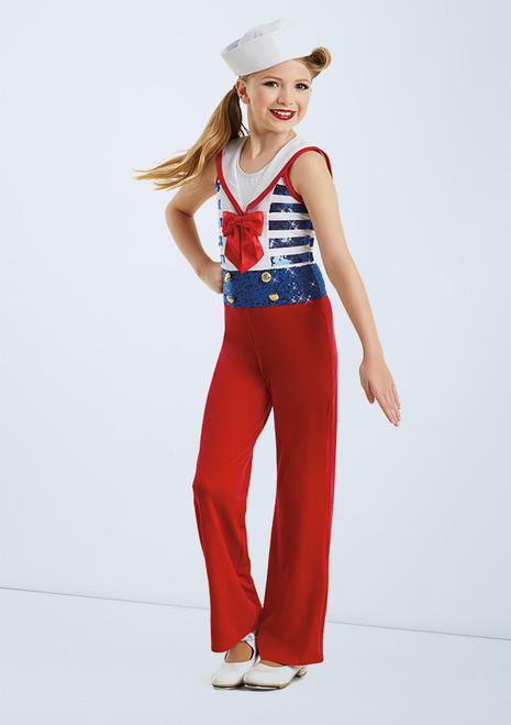 Weissman Yankee Doodle Red-Blue front. [Red-Blue]