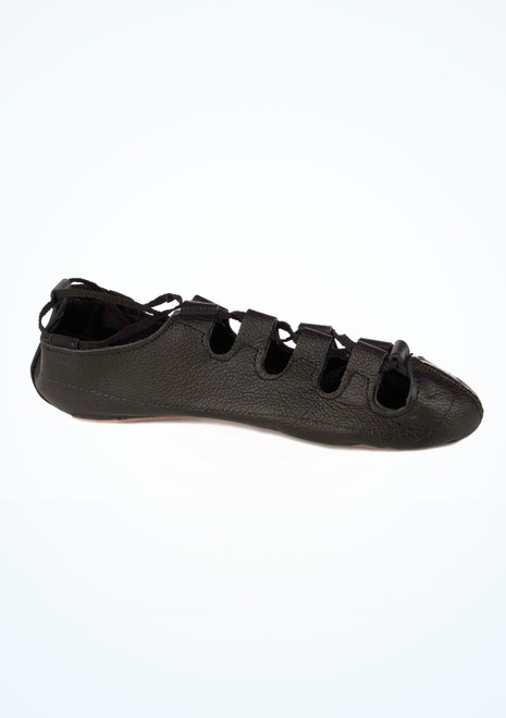 Goleen Loop Irish Dancing Pump Black. [Black]