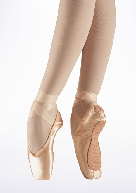Bloch Amelie Soft Shank Pointe Shoe Pink. [Pink]