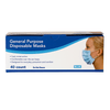 Base4 3 Ply Disposable Face Mask 40-Count