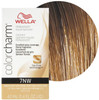 Color Charm 7NW - Medium Natural Warm Blonde - 1.4 oz: box and color