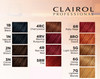 Clairol Color Chart with 5G: Light Golden Brown