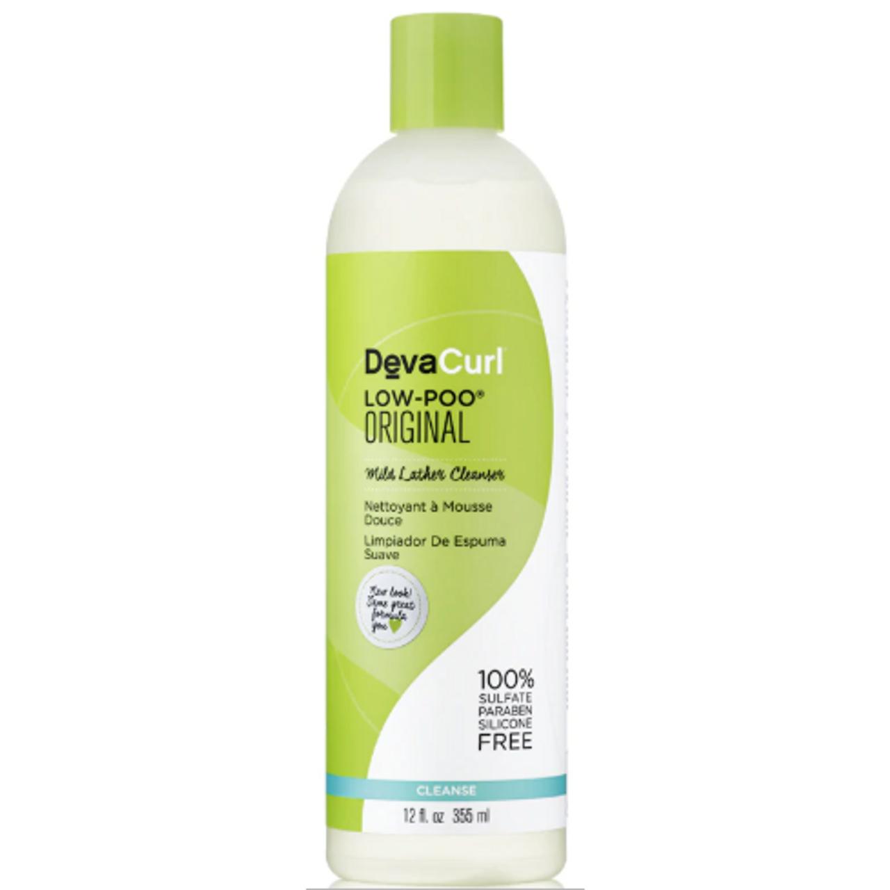 DevaCurl Low-Poo - 12 OZ