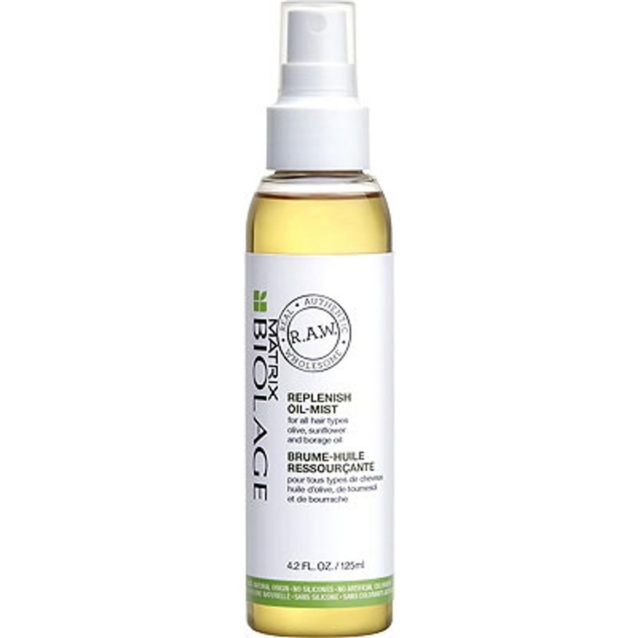 Biolage Replenish Oil Mist 4.2 Fl Oz