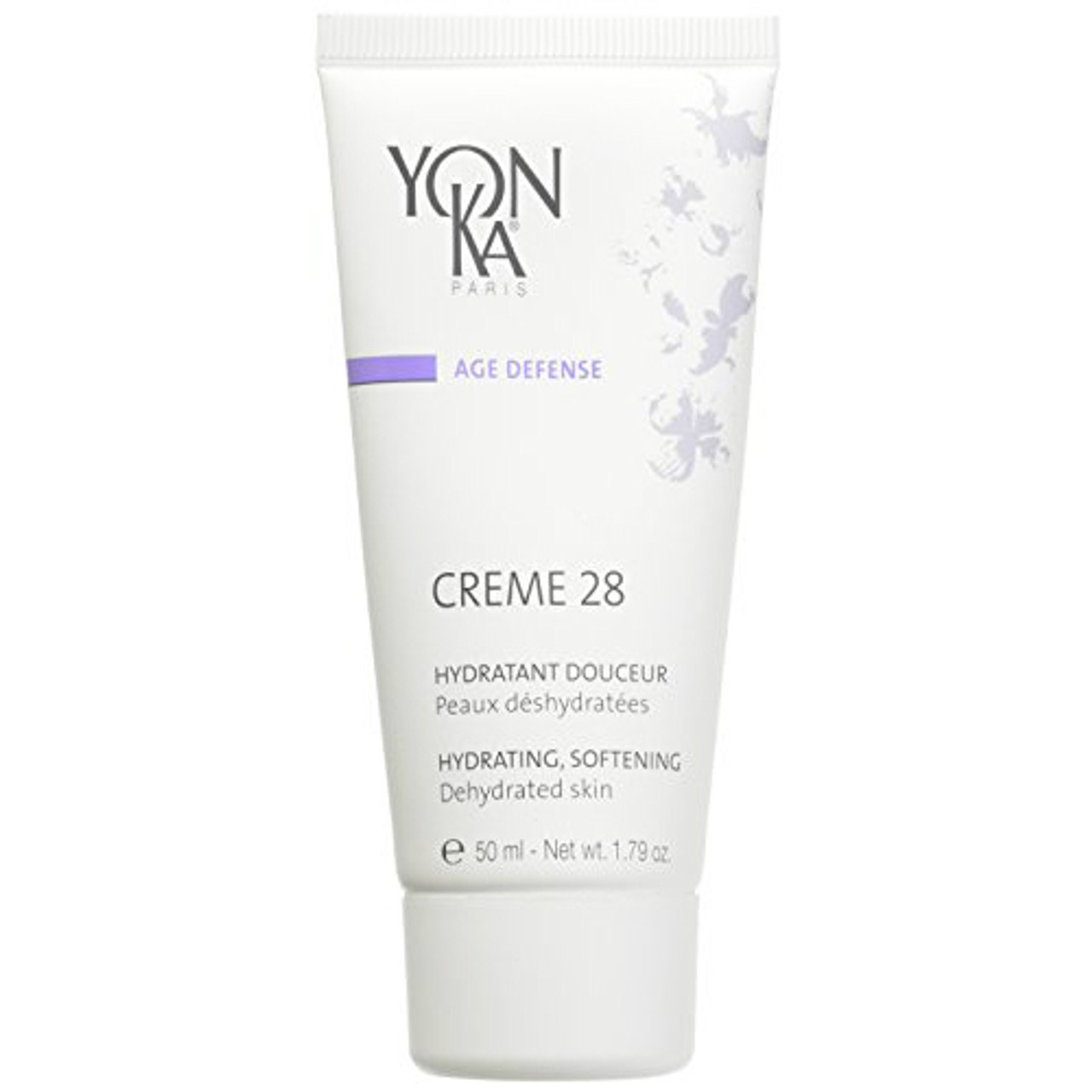 Yon-ka Creme 28 Hydrating Softening 1.79 oz