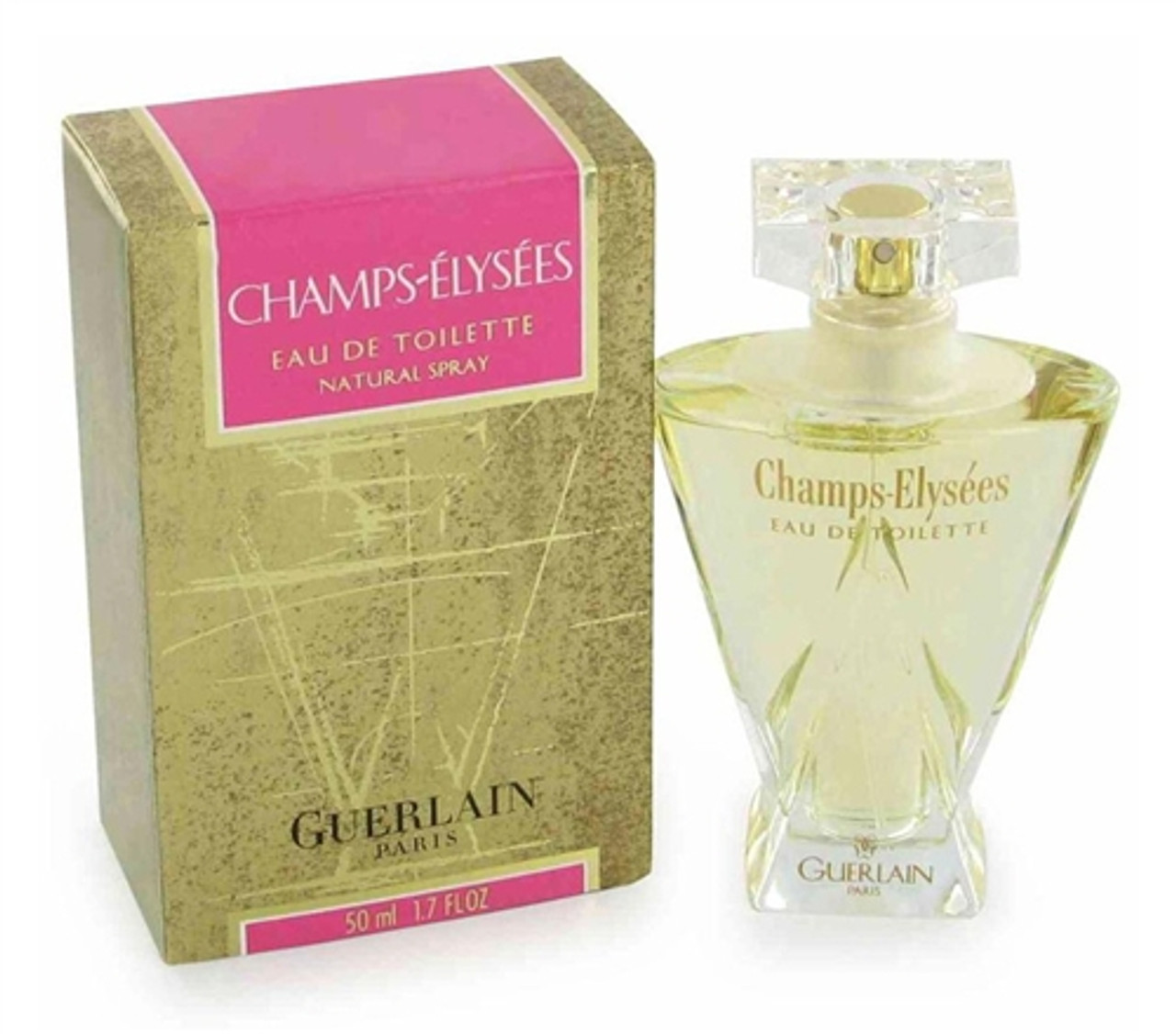 Champs Elysees Eau de Toilette by Guerlain - 1.7 OZ