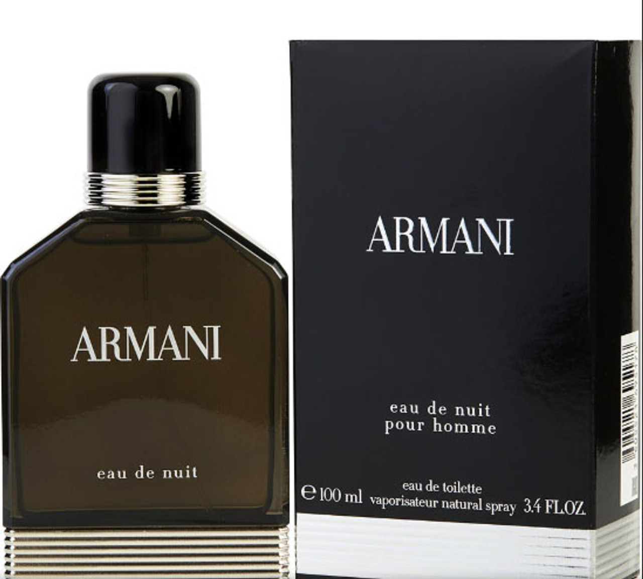 Armani Eau De Nuit M Edt 3.4 S