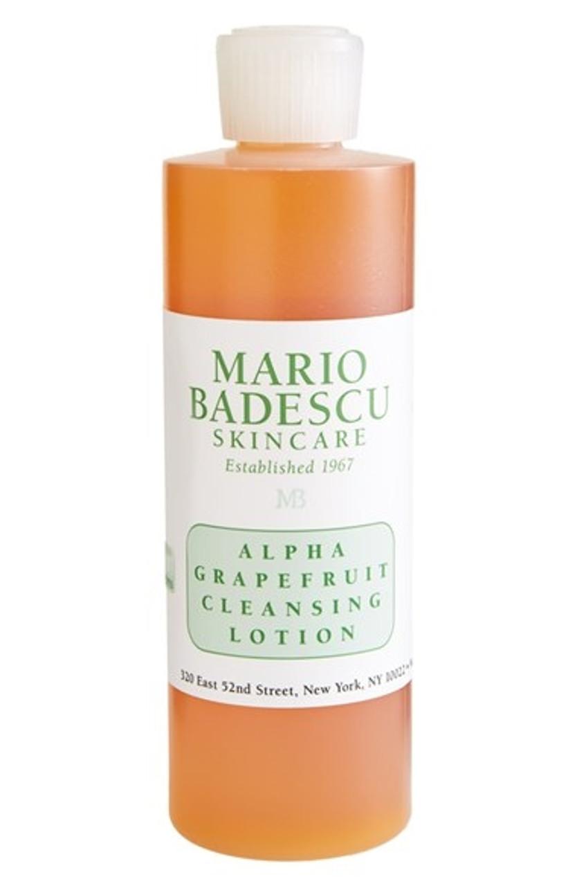 Mario Badescu Alpha Grapefruit Cleansing Lotion 8 oz