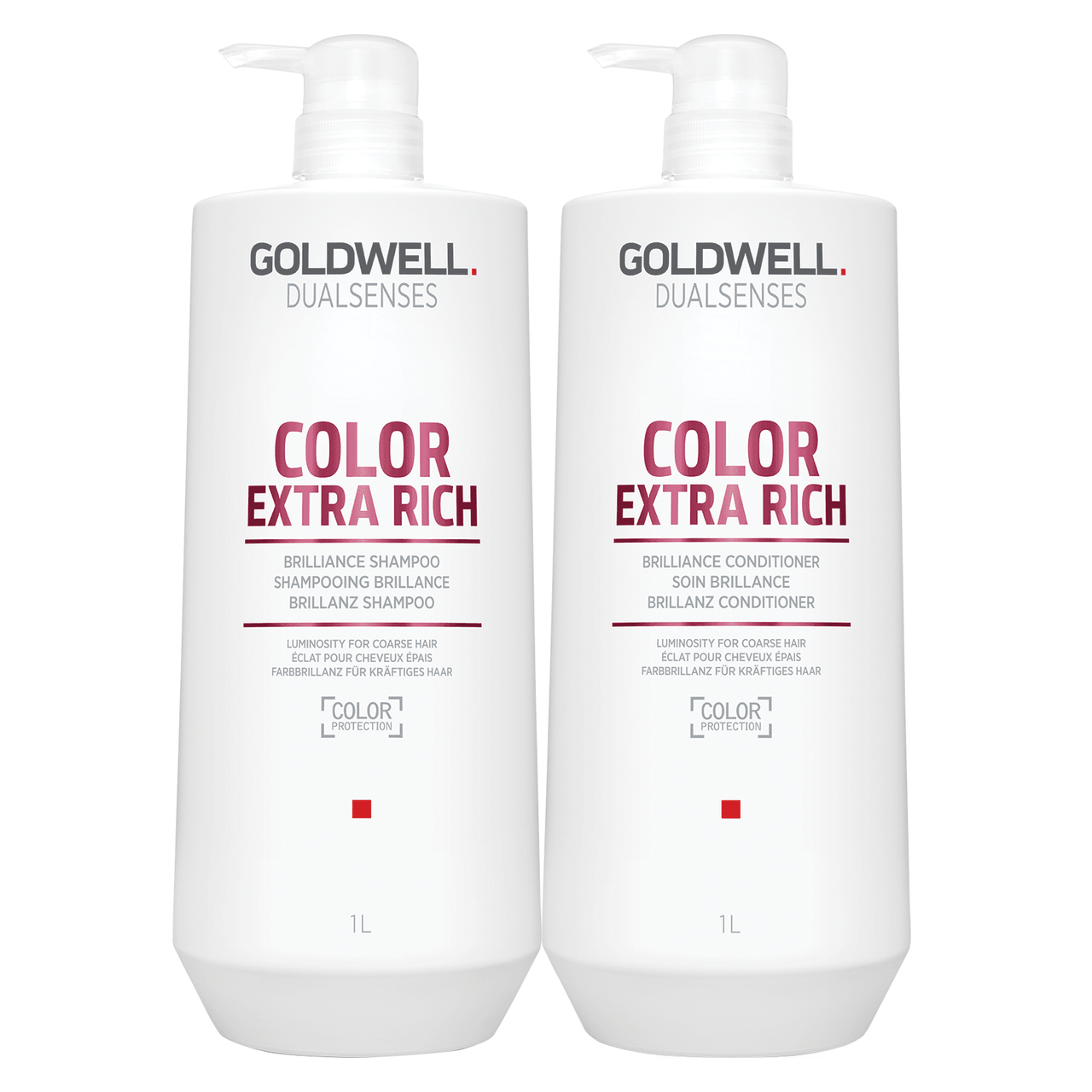 Goldwell Dual Senses Color Extra Rich Liter Duo