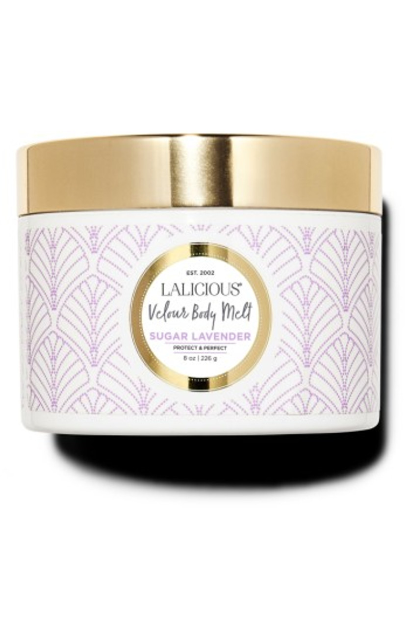 LaLicious Sugar Lavender Body Melt 8 Oz