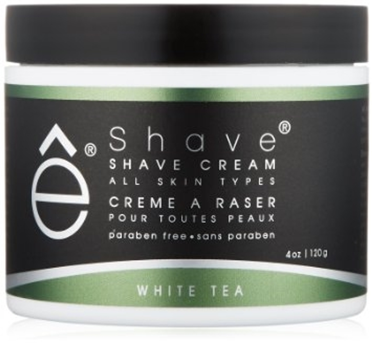 eShave Shave Cream - White Tea