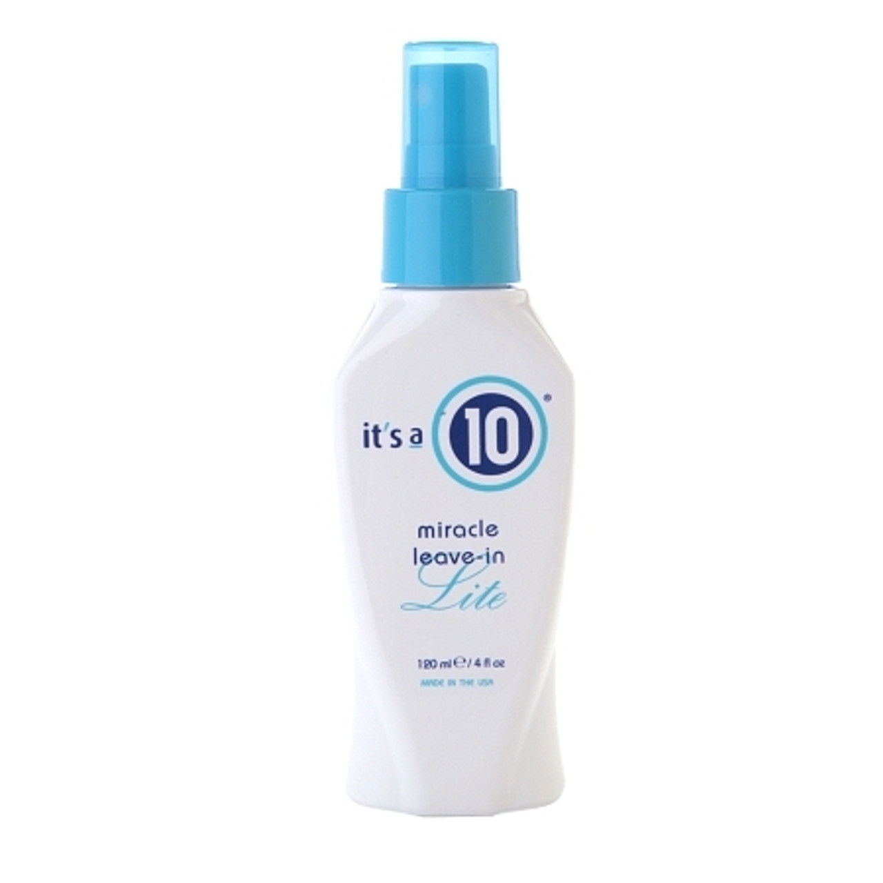 It's a 10 Miracle Volumizing Leave-In Light