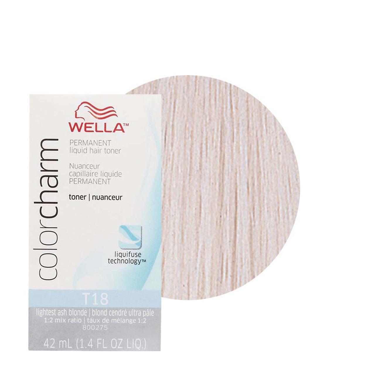 Wella T18 Color Charm 1.4 oz