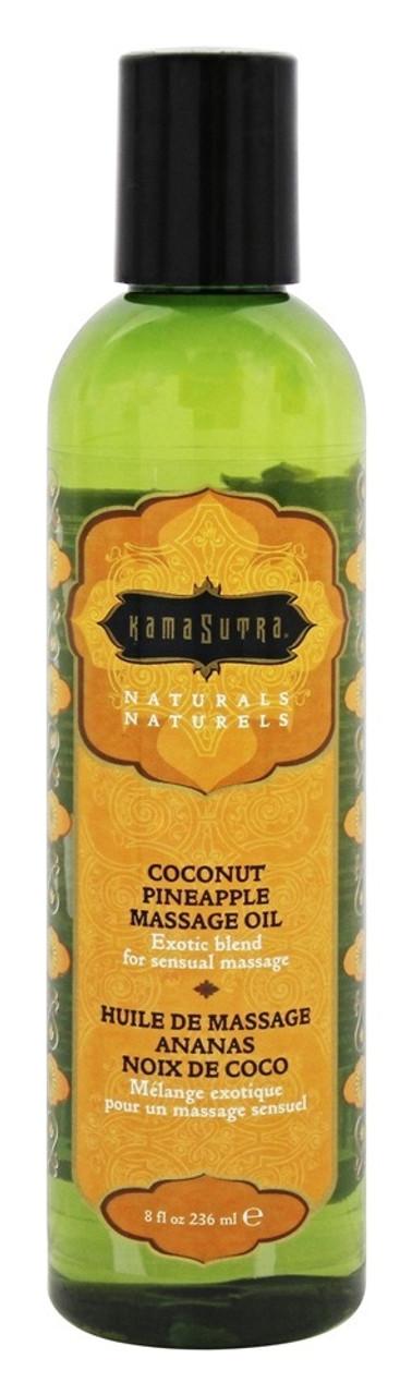 Coconut Pineapple Massage Oil