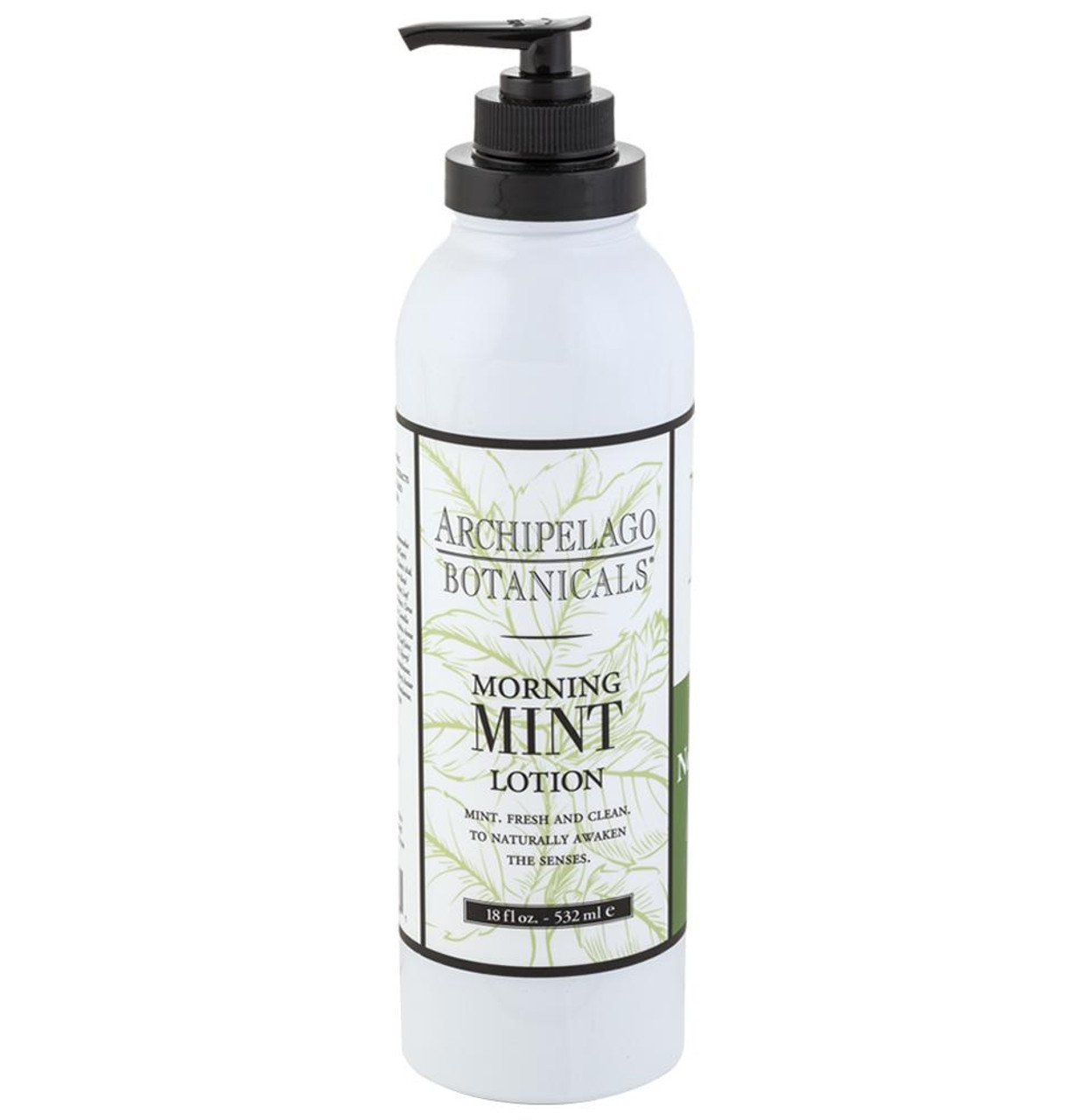Archipelago Morning Mint Body Lotion 17 oz
