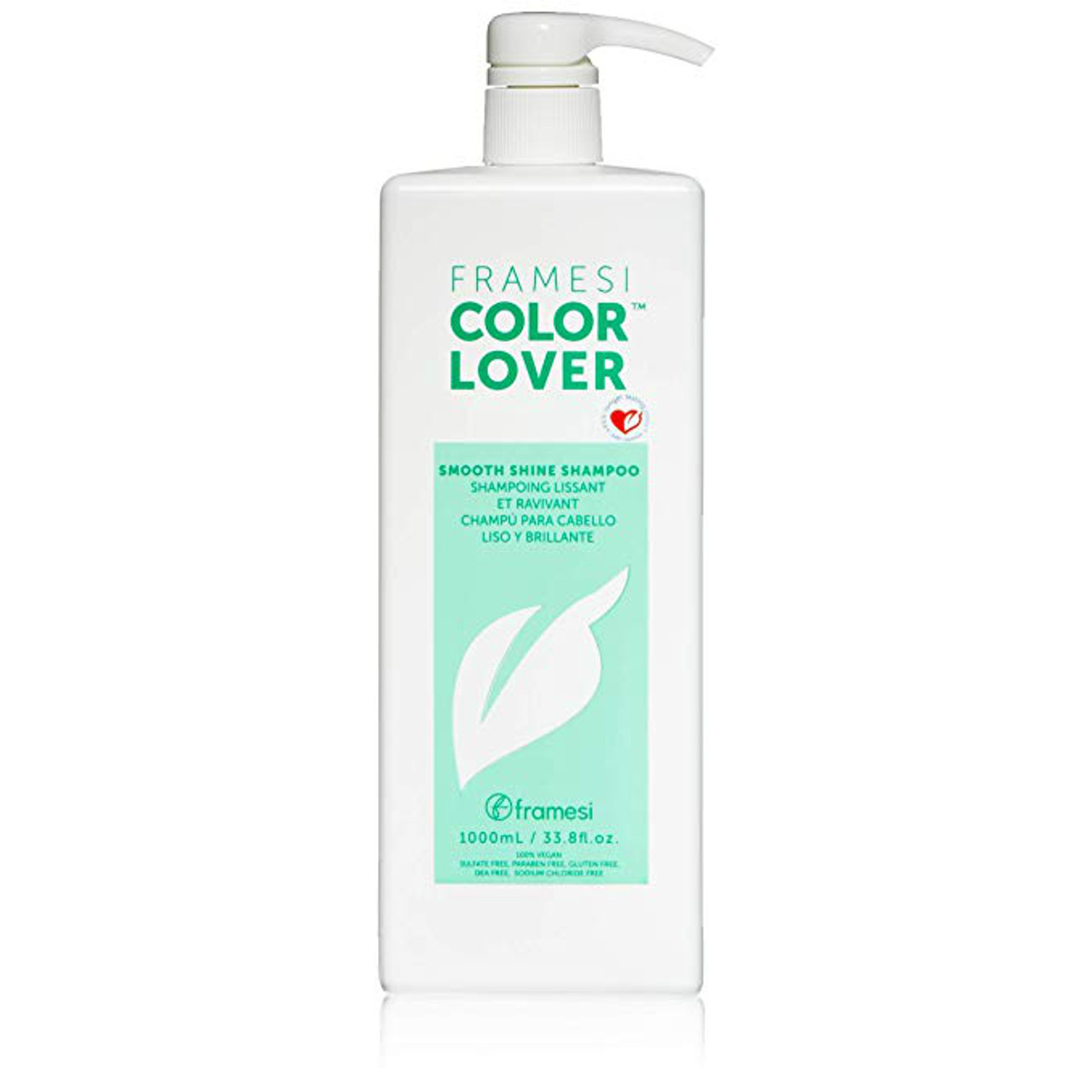 Framesi Color Lover Smooth Shampoo 1L